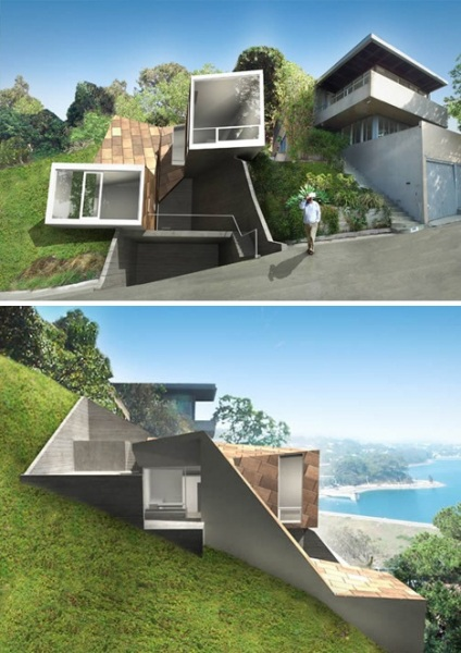 Проект жилого дома Vail Grant Residence от ofВ Pugh + Scarpa