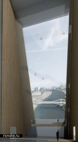 Проект Vertical Confluence в Париже