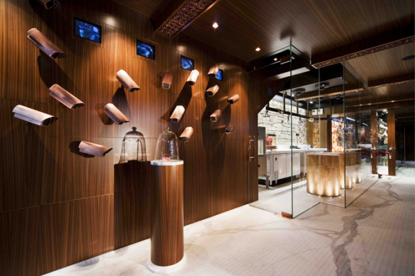 Мясной бутик Victor Churchill от Dreamtime Australia Design