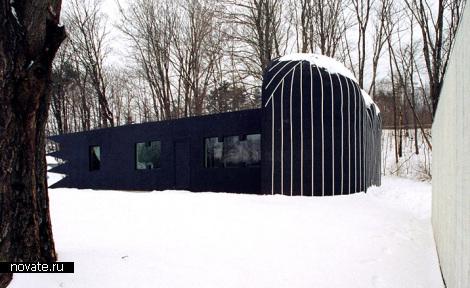 Частные владения Villa Metamorphosis в Ольстере (США)
