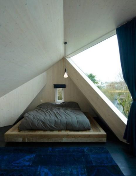 Реконструкция жилого дома Villa Rotterdam в Голландии от Ooze