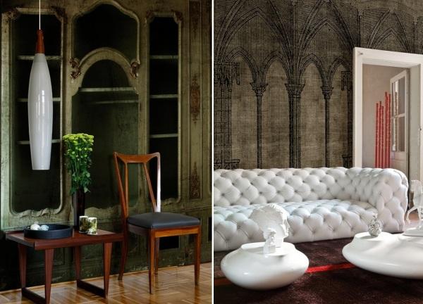Креативная коллекция обоев Life 2012 от Wall and Deco