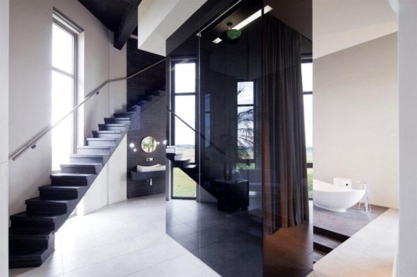 Уникальная реконструкция водонапорной башни в Бельгии