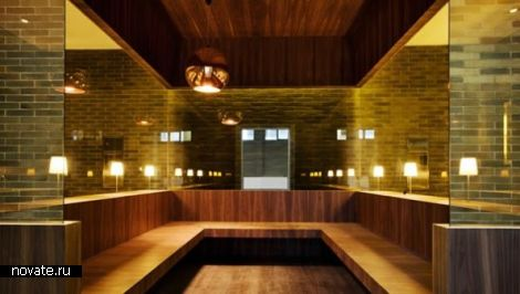 Waterhouse - роскошная эклектика от Neri + Hu Design and Research Office