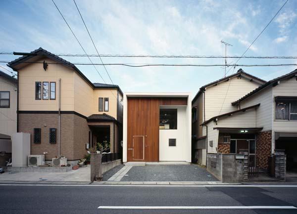 Жилой дом WBE House от AUAU