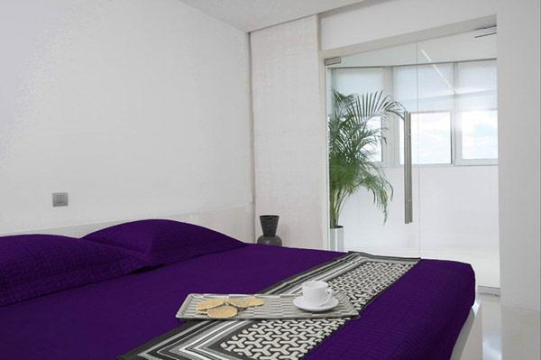 White Cube – минималистская квартира от ARCH.625