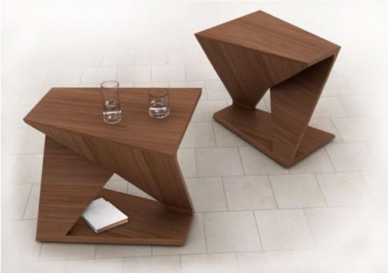 Набор кофейных столиков Xcentic от Goci