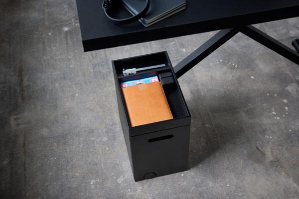 XTable – минималистский мини-офис от KiBiSi