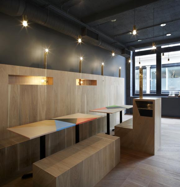 Новый лондонский суши-бар Yoobi Sushi