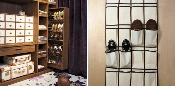 Креативные идеи для хранения обуви