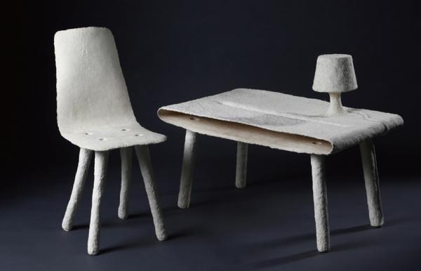 мебель из жмыха