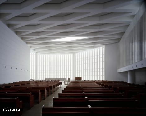 Новый взгляд на архитектуру христианской церкви