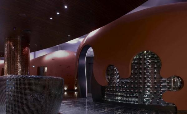 Ресторан Jardin de Jade Restaurant от PAL Design Consultants в Китае