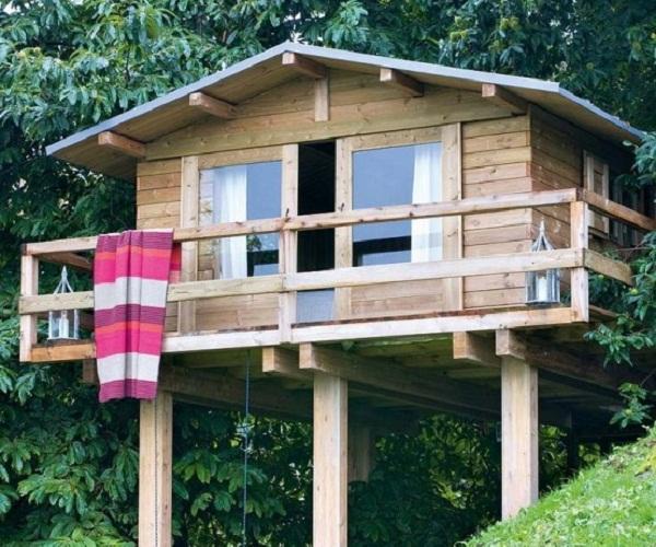Rustic Garden Mini-House - ������ ���������� � ��������� �village style�