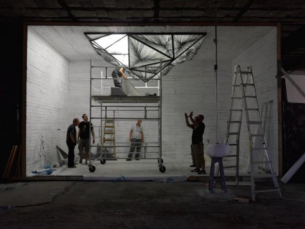 Custom Lighting Installation – светильник, преображающий пространство