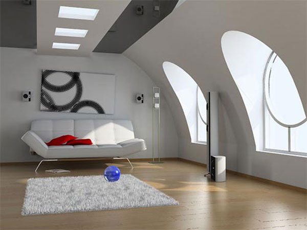 Креативные идеи для дизайна чердачных и мансардных пространств