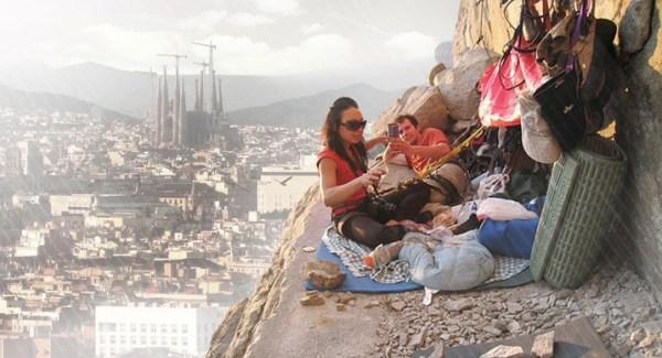 Проект международного хостела Barcelona rock от UGO architecture