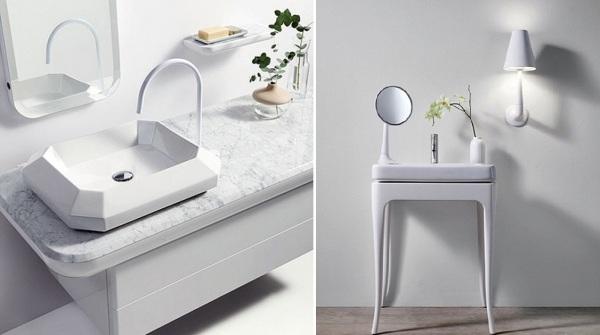 Коллекция элементов для ванных комнат от Bisazza