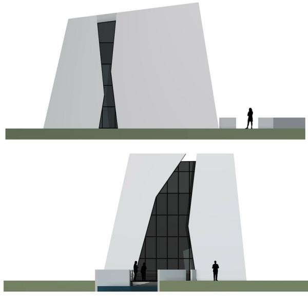 Ovre forsland and bjørnstokk hydraulic power stations - проект гидроэлектростанции в Норвегии