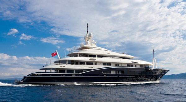 Numptia – одна из самых престижных яхт в мире по результатом ежегодного яхт-шоу в Монако