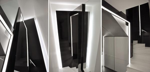 Минималистский интерьер от Bozhinovski Design