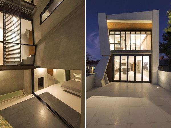 Brisbane street additions – эко архитектура от