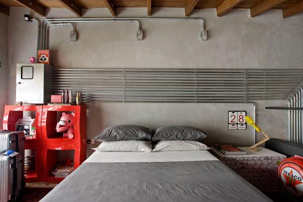Квартира бразильского архитектора Гильерме Торреса (Guilherme Torres)