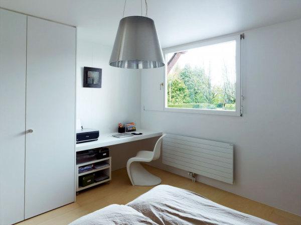 Креативная реконструкция частного жилья от Bunq architectes