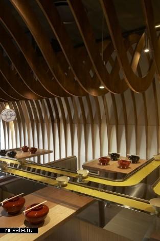 Ресторан Cave в Сиднее