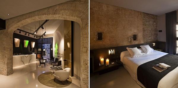 Caro Hotel – современный отель в бывшем дворце маркиза Каро