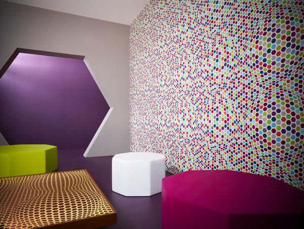 Colourcourage - смелая коллекция цветов и ассоциаций от Ларса Концена (Lars Contzen)