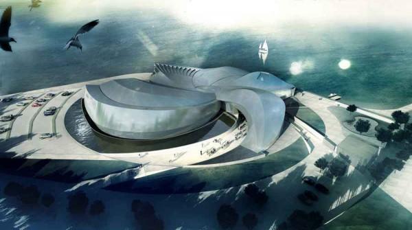 Blue Planet Aquarium - самый большой и современный аквариум в Северной Европе