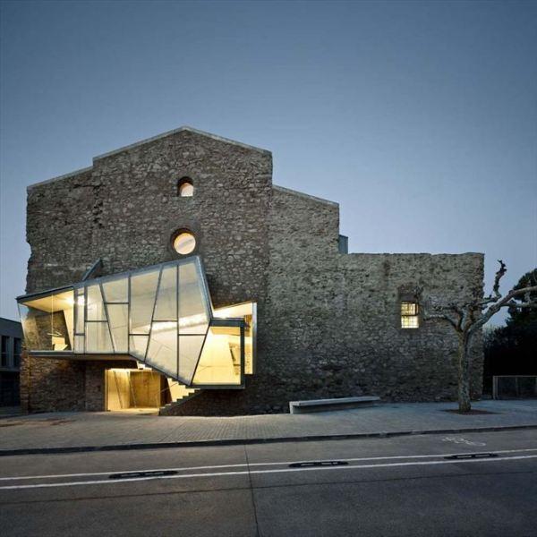 Convent de Sant Francesc – реконструированный старинный монастырь в Испании