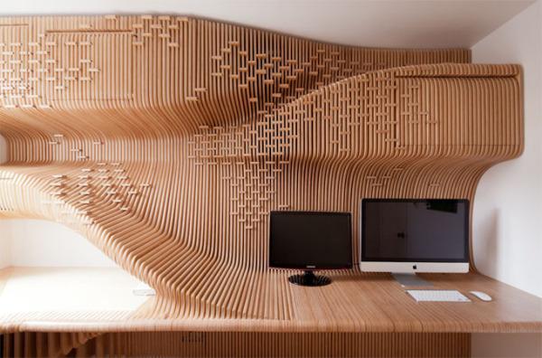 Chelsea Workspace – инновационный домашний офис от Chelsea Workspace
