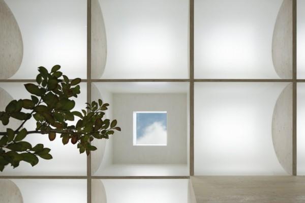 Жилой дом Daylight House in Yokohama от Takeshi Hosaka Architects в Японии