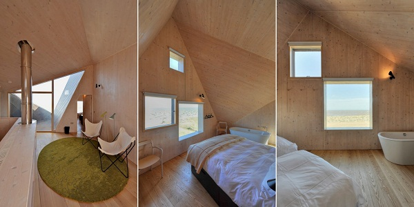 Жилой дом Dune House от JVA в Саффолке (Великобритания)