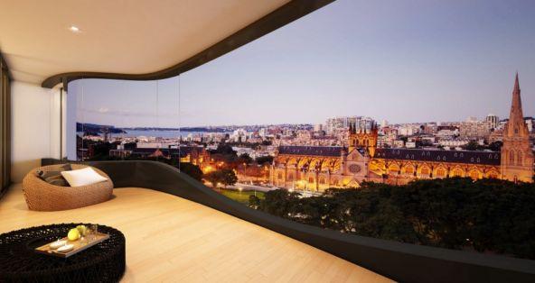 Новый стандарт роскоши. Проект многоквартирного здания Eliza от Tony Owen Partners