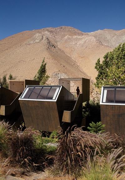 Отель Elqui Domos Astronomical Hotel в Чили