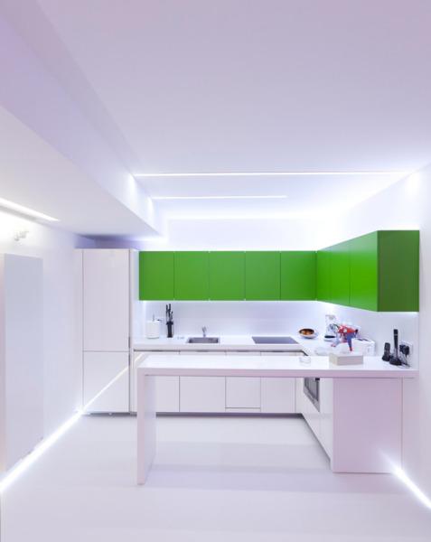 Интерьеры квартиры EM apartment от aastudio