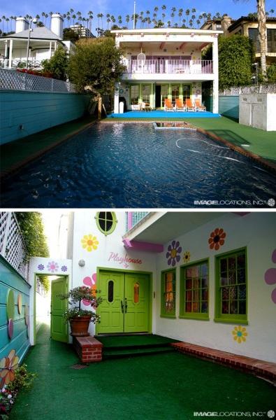 Креативный интерьер загородного дома