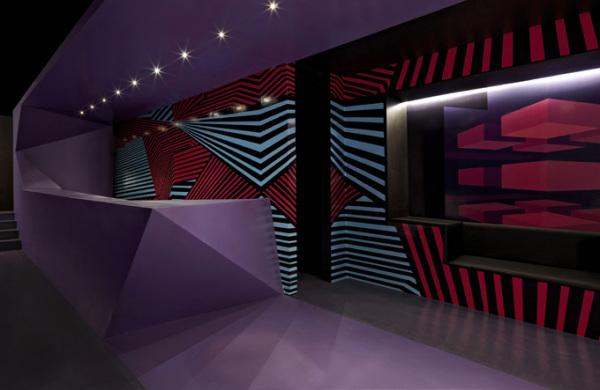 Обновленный интерьер бразильского ночного клуба Josefine/Roxy Club
