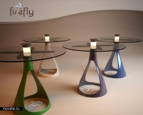 "Стол ""Firefly Table"" от Вука Драговича"