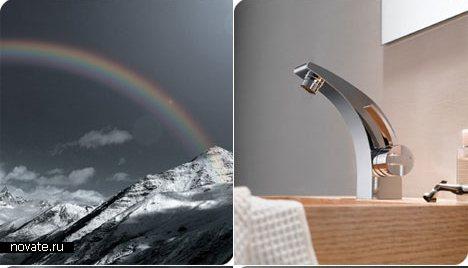 Коллекция смесителей Fluid Faucets от SSI