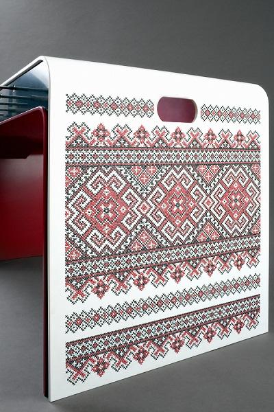 Украинский фусбол от Ярослава Галанта