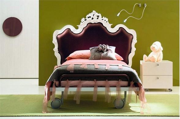 Коллекция мебели Domino Chic от Di Liddo and Perego