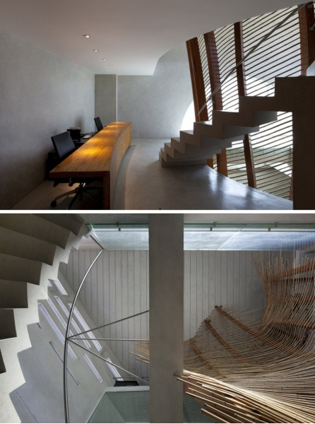 GLEM Office – ультра-современный офис от Mareines + Patalano Architects