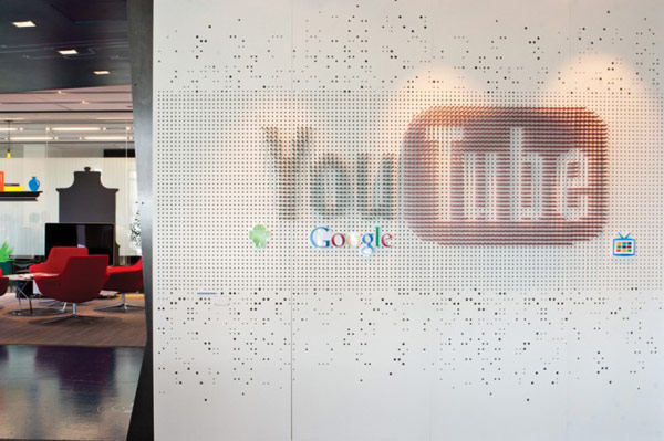 Новая штаб-квартира Google / You Tube в Лос-Анджелесе