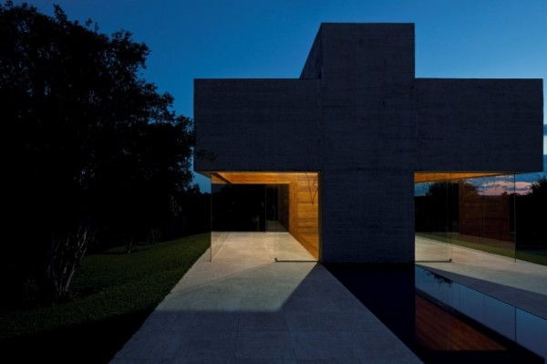 All Saints Chapel - концептуальная часовня от Густаво Пенна (Gustavo Penna)