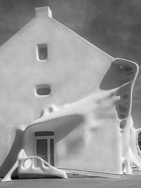 Gue(ho)st House – фантасмагорическая галерея современного искусства во Франции
