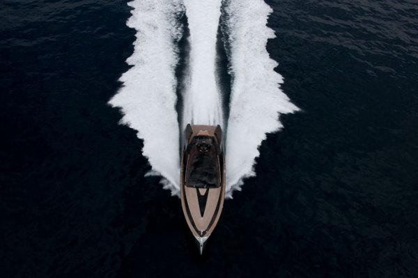 Яхты Hedonist от Art of Kinetik